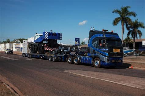 volvo australia trucks heavy haulage australia volvo truck berrimah near darwin