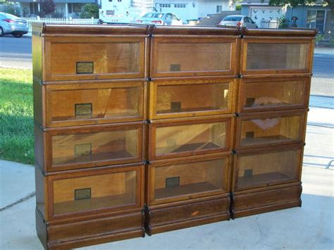 barrister bookcase for sale 7 best images about antique lawyer barrister bookcases