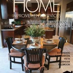 home improvement services magazine print media 3936
