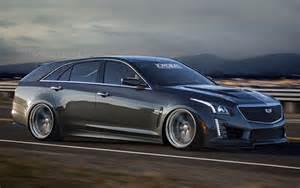 Cadillac Svt Wagon Cadillac Cts V Gangsta Caddy Wagon