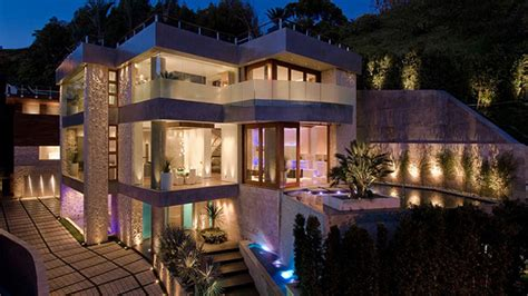 bachelor house a luminous and luxurious bachelor pad in la california
