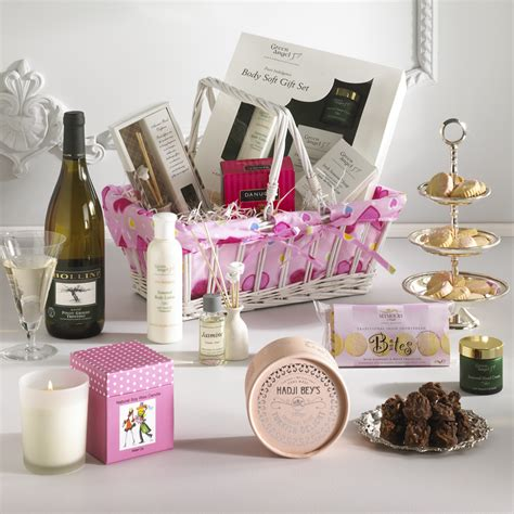 bearing gifts gift her hers gift baskets 40th birthday gift baskets for her gift ftempo