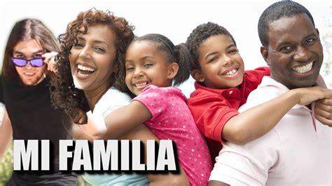 imagenes de la familia de zendaya mi familia youtube