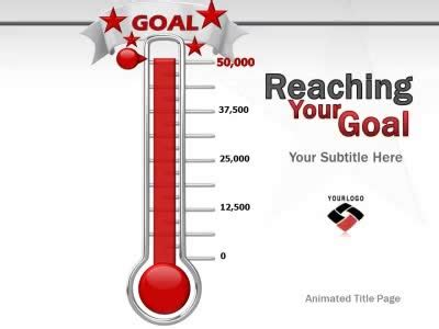 printable thermometer banner thermometer reached our goal signs and symbols great