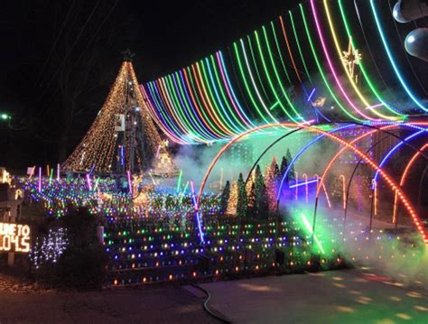 christmas lights greenville sc where to see christmas light shows in the upstate