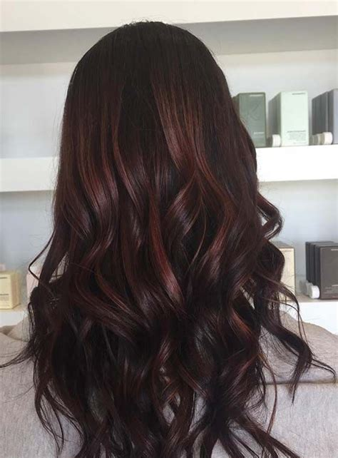 rich brown hair color best 25 chocolate brown hair color ideas on