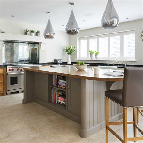 family kitchens luxe contemporary family kitchen brentwood essex