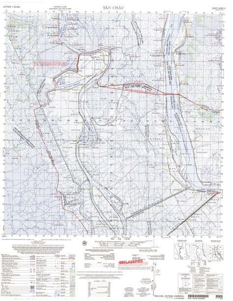 cambodia science border treaty 1985 with 40 maps