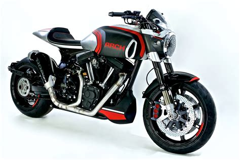which motorcycle arch motorcycles debut s their 2018 krgt 1 arch 1s