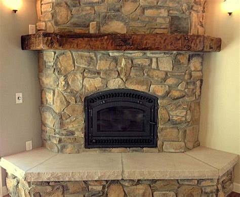 Corner Fireplace With Mantel by 25 Best Ideas About Corner Fireplace Mantels On