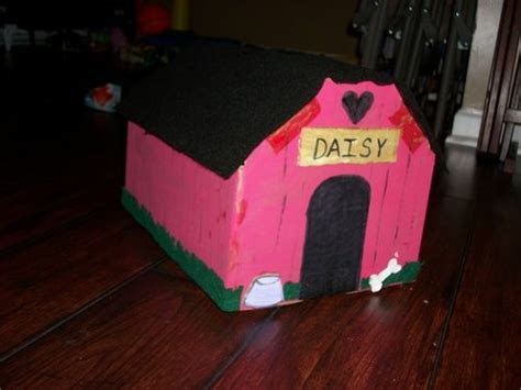 dog house valentine box do your kids make decorate valentine boxes for school update with new pics cafemom