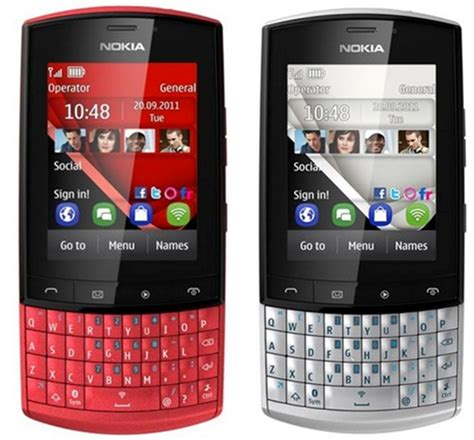 Hp Nokia Asha Qwerty best nokia mobiles in 2013 beebom
