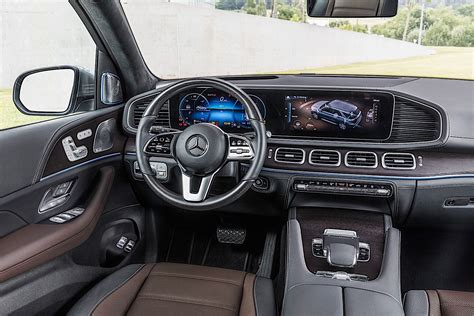 Mercedes Gle 2019 Interior by 2019 Mercedes Gle Breaks Cover Packed With