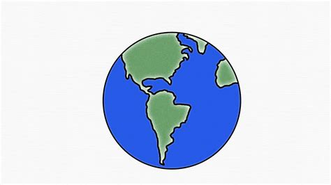 Simple Earth Drawing how to draw earth save earth earth day easy draw
