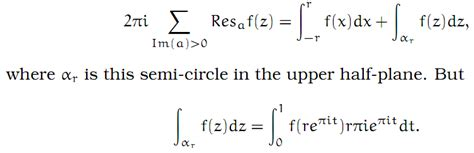 residue at infinity complex analysis 17 residues around the point at