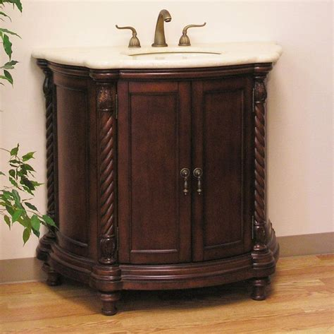 Antique Bathroom Furniture Contemporary Bathroom Furniture Vanity Decobizz