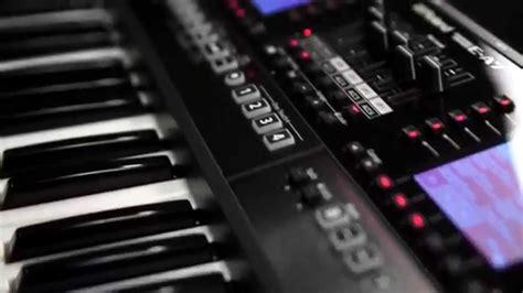 Keyboard Roland A7 demo roland ea7 musicfriend