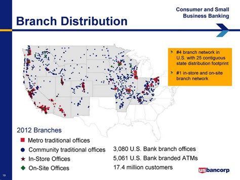 us bank branch locations u s bancorp u s bancorp overview consumer and small