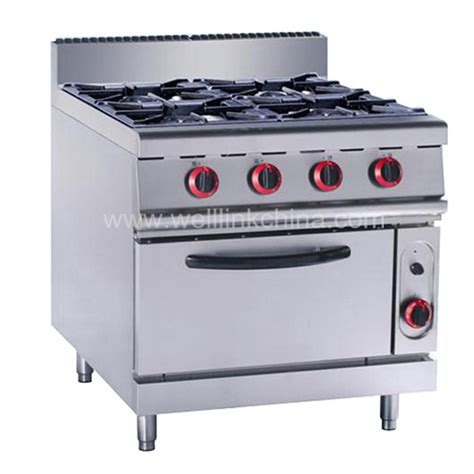 electric range with 4 burner electric oven 900 series wl