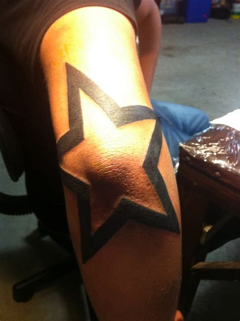 elbow star tattoo 53 tattoos on