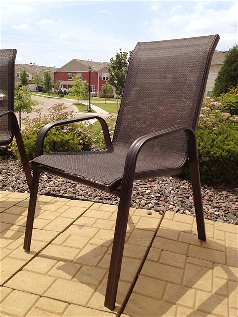 Painting Patio Furniture spray paint patio furniture just us