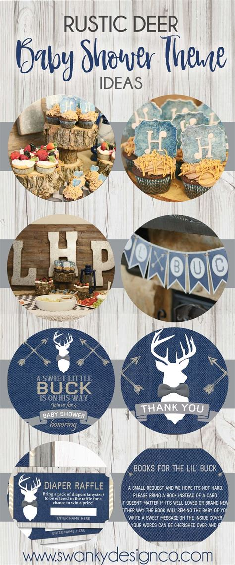 Baby Shower Deer Theme by 25 Best Ideas About Baby Shower Banners On