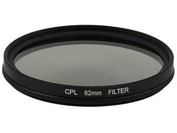 Optic Pro Filter Cpl 62mm globalmediapro circular polarizing cpl filter 62mm