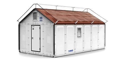 ikea house kit ikea produces solar powered flat pack refugee shelters
