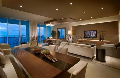 interiors by steven g contemporary living room miami