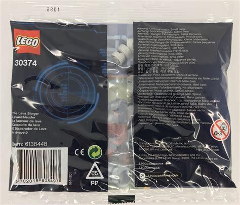 Lego 30374 Nexo Knights The Lava Slinger lego quot nexo knights the lava slinger quot 30374