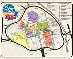 kentucky expo map 2017 kentucky state fair concert lineup schedule map