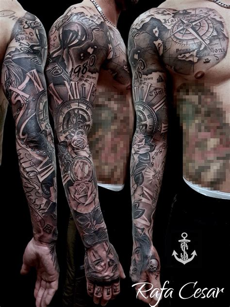 chicano tattoo chicano sleeve chicano
