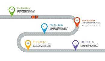 roadmap slide template free free powerpoint roadmap template ppt free now