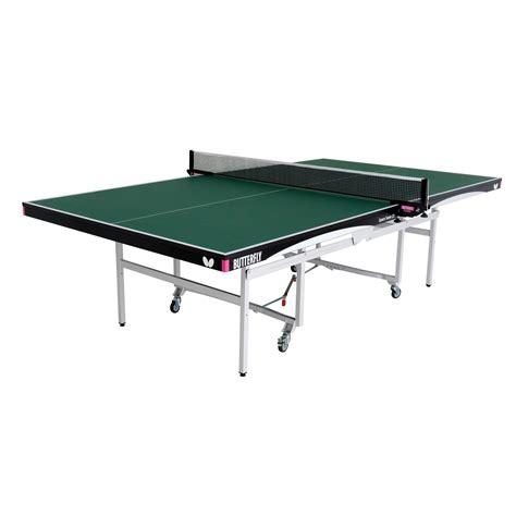 butterfly outdoor rollaway table tennis butterfly space saver 22 rollaway indoor table tennis table