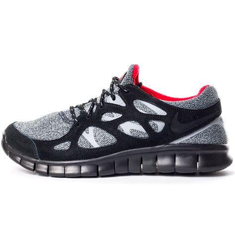 8 256gb Grey 1 nike free run 2 mens trainers in black grey