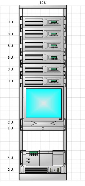 microsoft visio 2010 adding equipment to rack diagrams