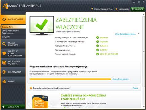 Antivirus Avast Security Stabilna Wersja Darmowego Antywirusa Avast 7 Wydana Pclab Pl