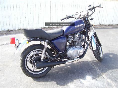 Suzuki Gs450l by Suzuki Gs450l 1981