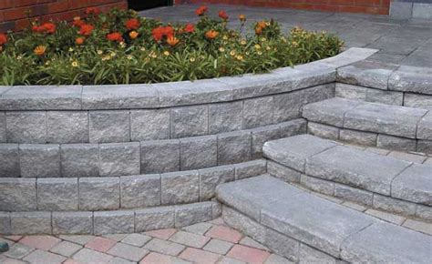 Designing Your Backyard Retaining Wall Products Ab Garden Wall Collection By