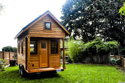 tiny homes house tour author and blogger tammy strobel shares her