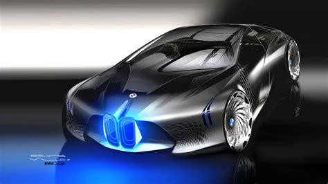bmw vision   concept design wallpaper hd car