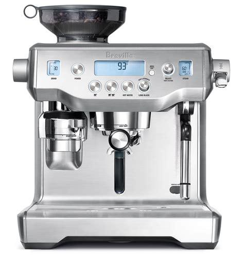 breville oracle espresso machine bes980xl