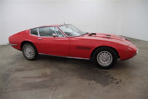 1969 Maserati Ghibli 4 7 1969 Maserati Ghibli 4 7 Beverly Car Club