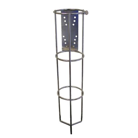 Oxygen Bottle Storage Racks by Oxygen Cylinder Tank Racks And Carts Sinle Quot E Quot Mount
