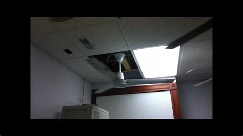 dayton industrial ceiling fan dayton industrial ceiling fan youtube