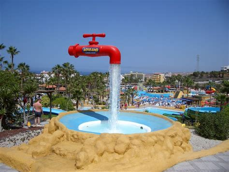 parks with water tenerife water parks