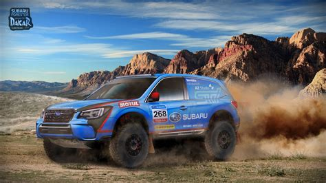 subaru dakar subaru forester dakar speedart virtual tuning youtube