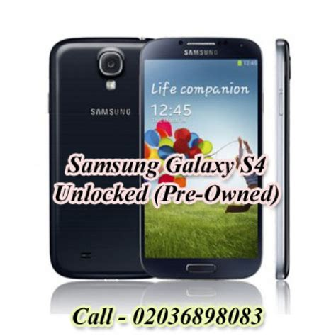 samsung mobile phone s4 samsung galaxy s4 unlocked pre owned moble phone in east