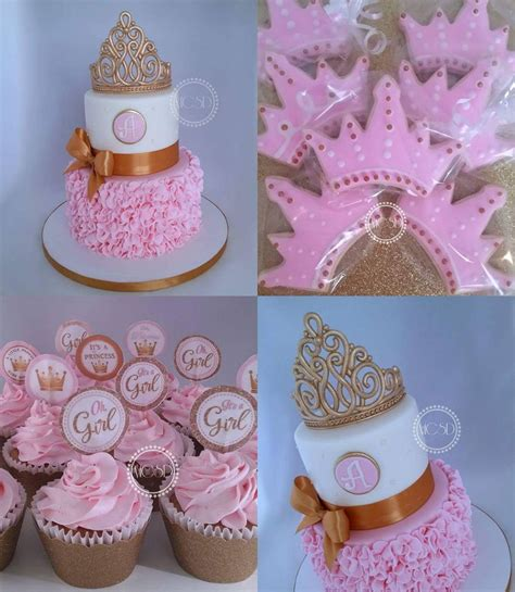 Princes Baby Shower by Princess Baby Shower Cake Www Imgkid The Image Kid