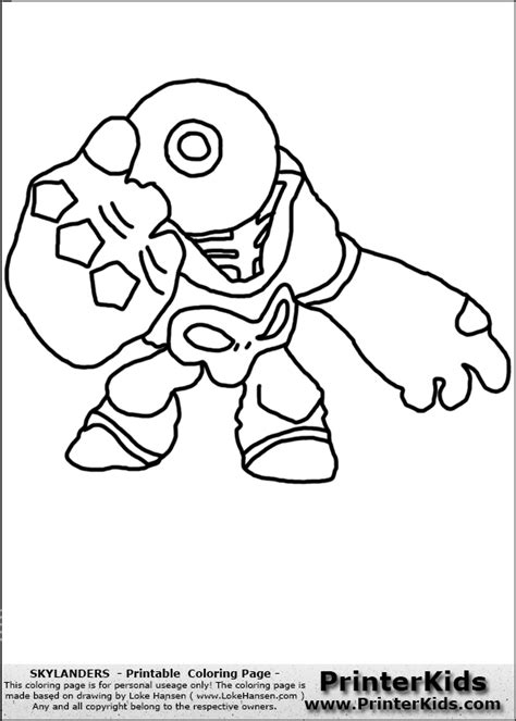 eye brawl coloring page coloriage coloriage eye brawl